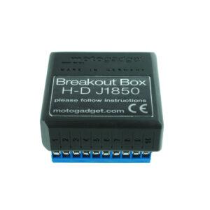 Caja de Conexiones J1850 para Motoscope Pro HD TWCAM