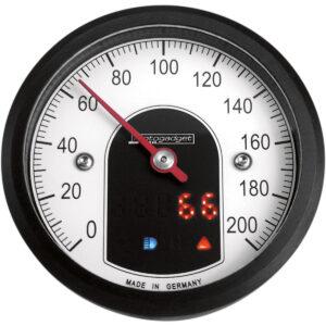 Cuentakilómetros analógico mo-SCOPE Tiny