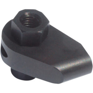 Adaptador de montaje M6 Negro