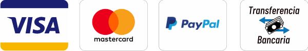 Iconos de métodos de pago